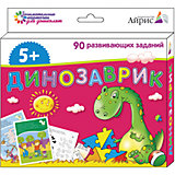 """Набор занимательных карточек для дошколят """"Динозаврик"""""""