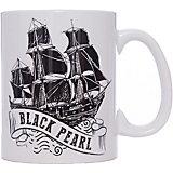"""Кружка """"Пираты Карибского Моря. Черная Жемчужина"""", 500 мл., Disney"""