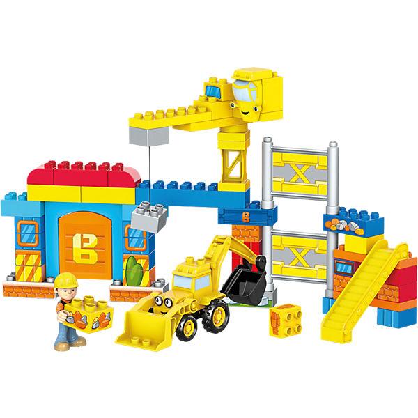 Mega Construx Bob der Baumeister Werkstatt Bauset, Bob der Baumeister