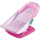 Лежак для купания Deluxe Baby Bather розовый