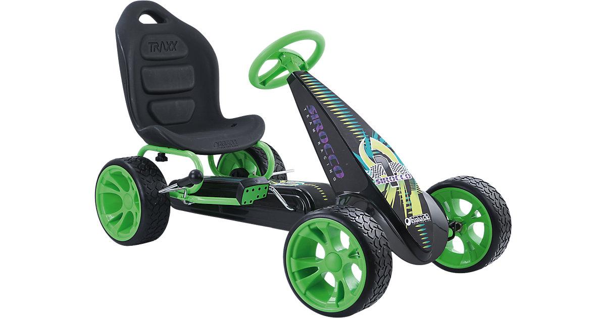Go-Kart Sirocco, grün