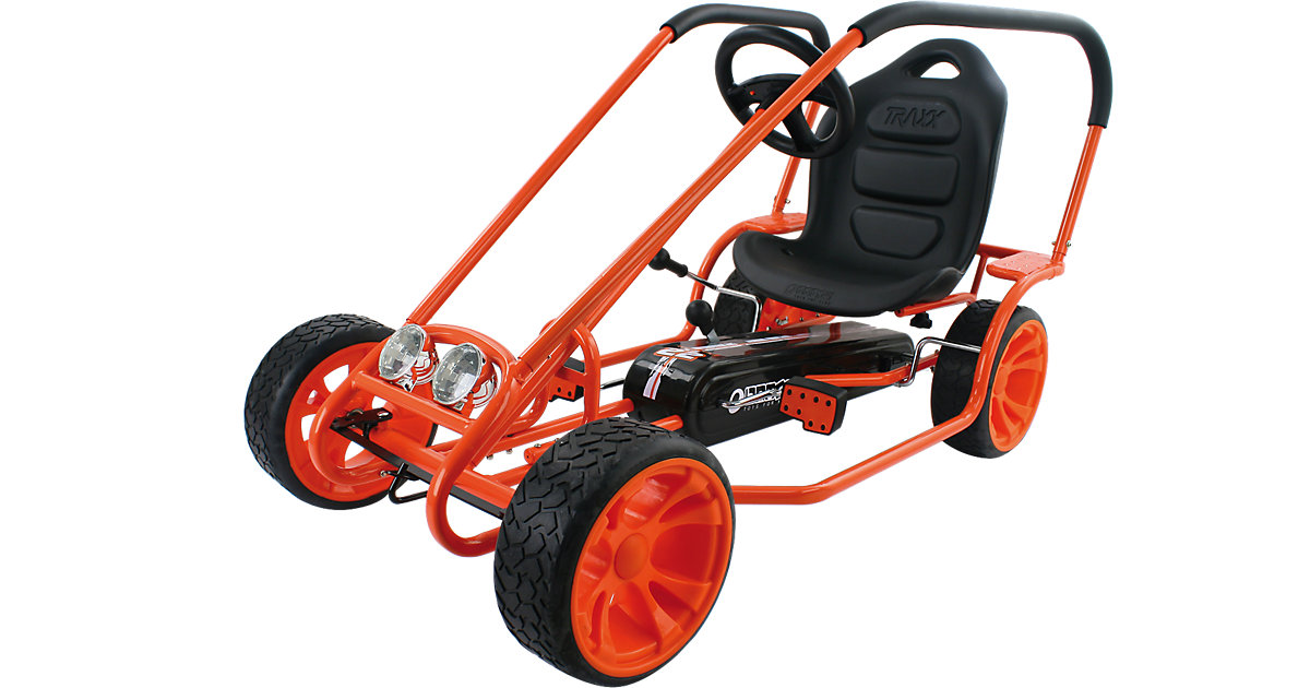 Go-Kart Thunder II, orange