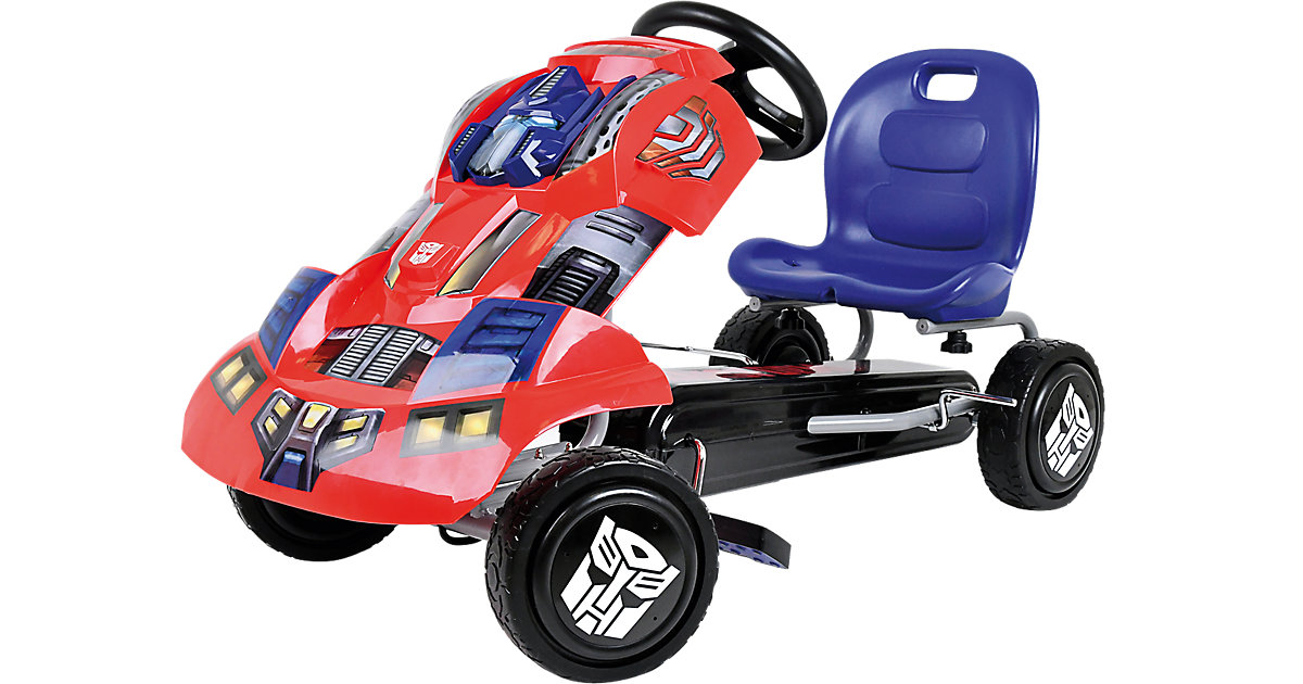 Transformers Optimus Prime Go-Kart, rot