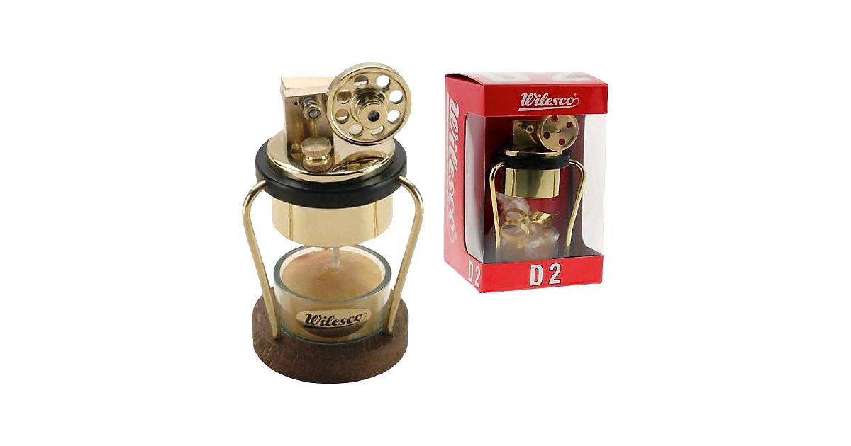 Wilesco Dampfmaschine D2