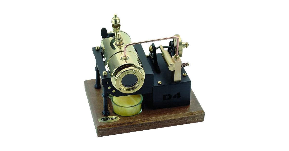 Wilesco Dampfmaschine D4