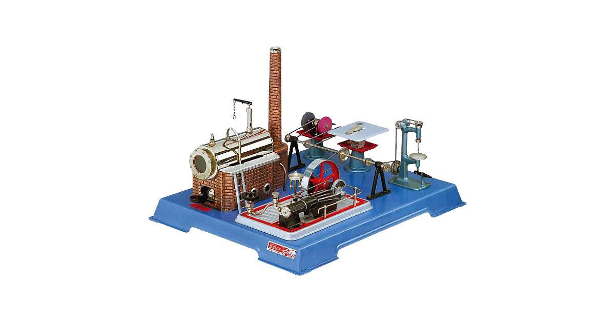 Wilesco Dampfmaschinen-Werkstatt D161