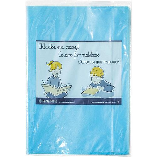 Panta Plast Набор обложек для тетрадей ф.А5, 5 шт. от Panta Plast