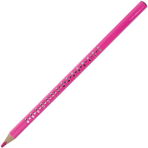 ACTION! Набор карандашей 12цв, трехгранных, антискользящих от ACTION!