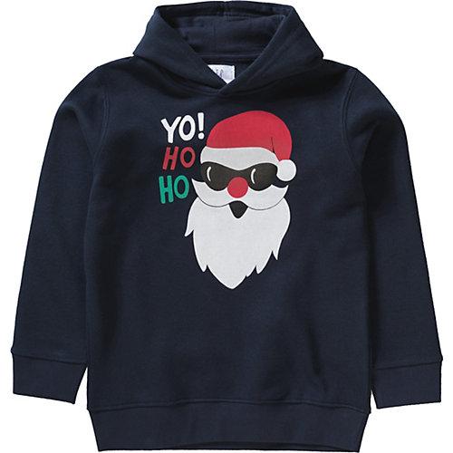 Weihnachtspullover Gr. 128/134 Jungen Kinder   04335676482758