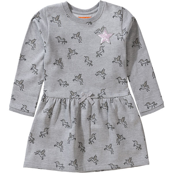 Kinder Sweatkleid, Einhorn
