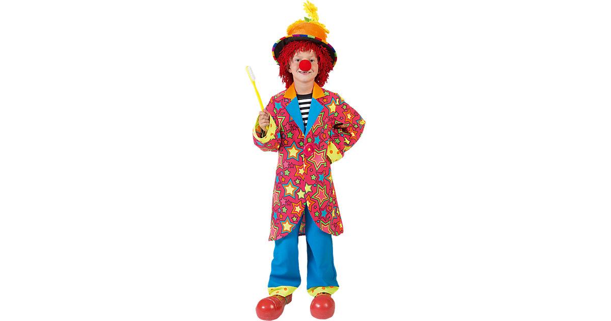 Kostüm Clown, 2-tlg. Gr. 140