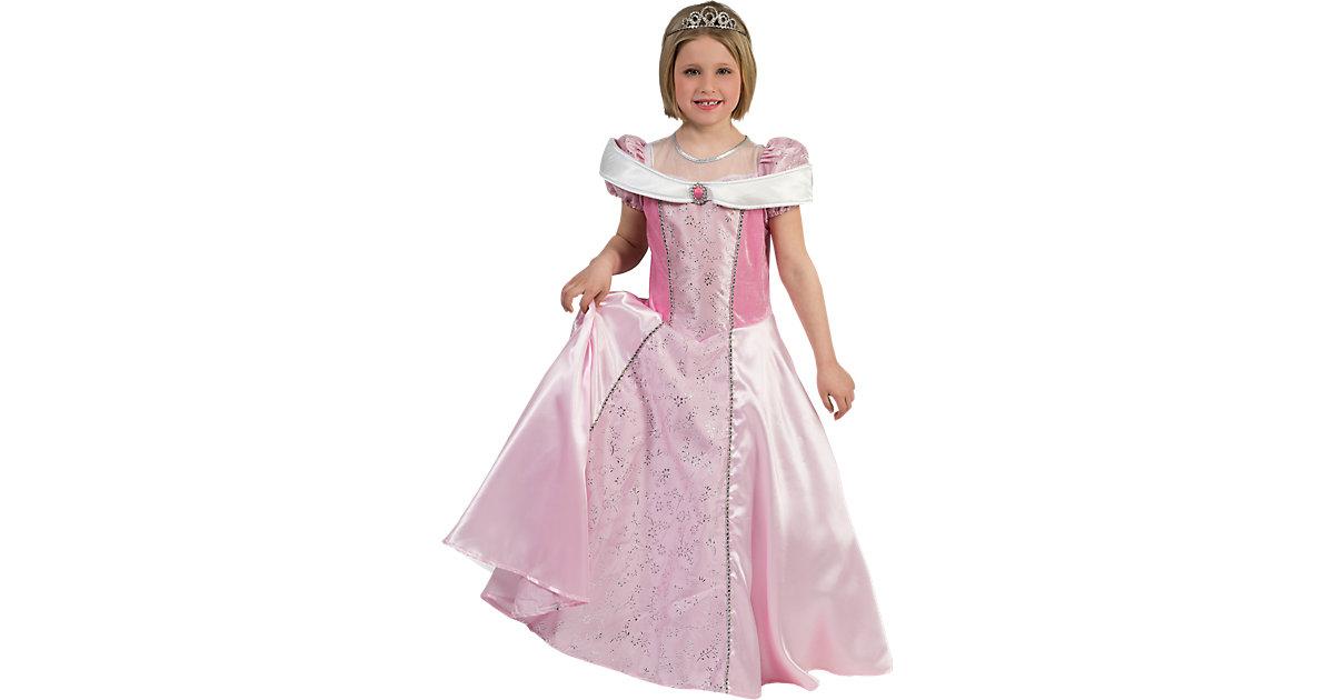 Kostüm Prinzessin Phoebe rosa Gr. 116 Mädchen Kinder