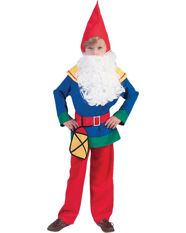 Kostüm Zwerg, 5-tlg., Funny Fashion