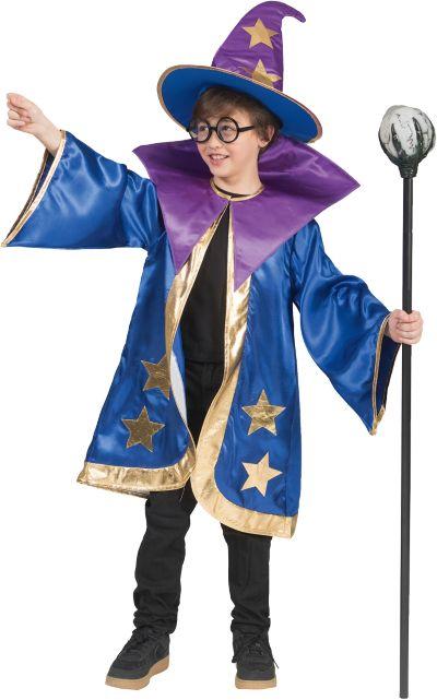 Zauberer Kostum Fur Kinder Kinderkostum Magier Gunstig Kaufen Mytoys