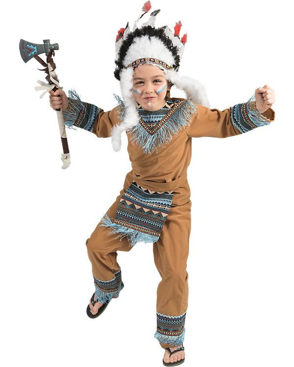 kost m indianer boy wild wigwam 4 tlg funny fashion mytoys. Black Bedroom Furniture Sets. Home Design Ideas