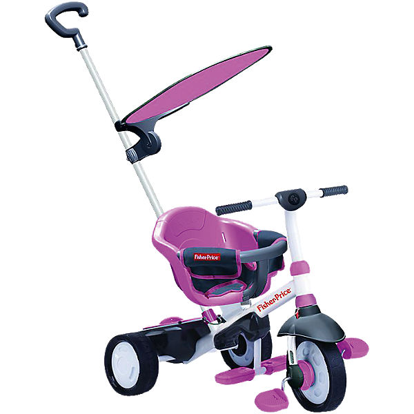 Dreirad Fisher-Price Charm Plus, pink