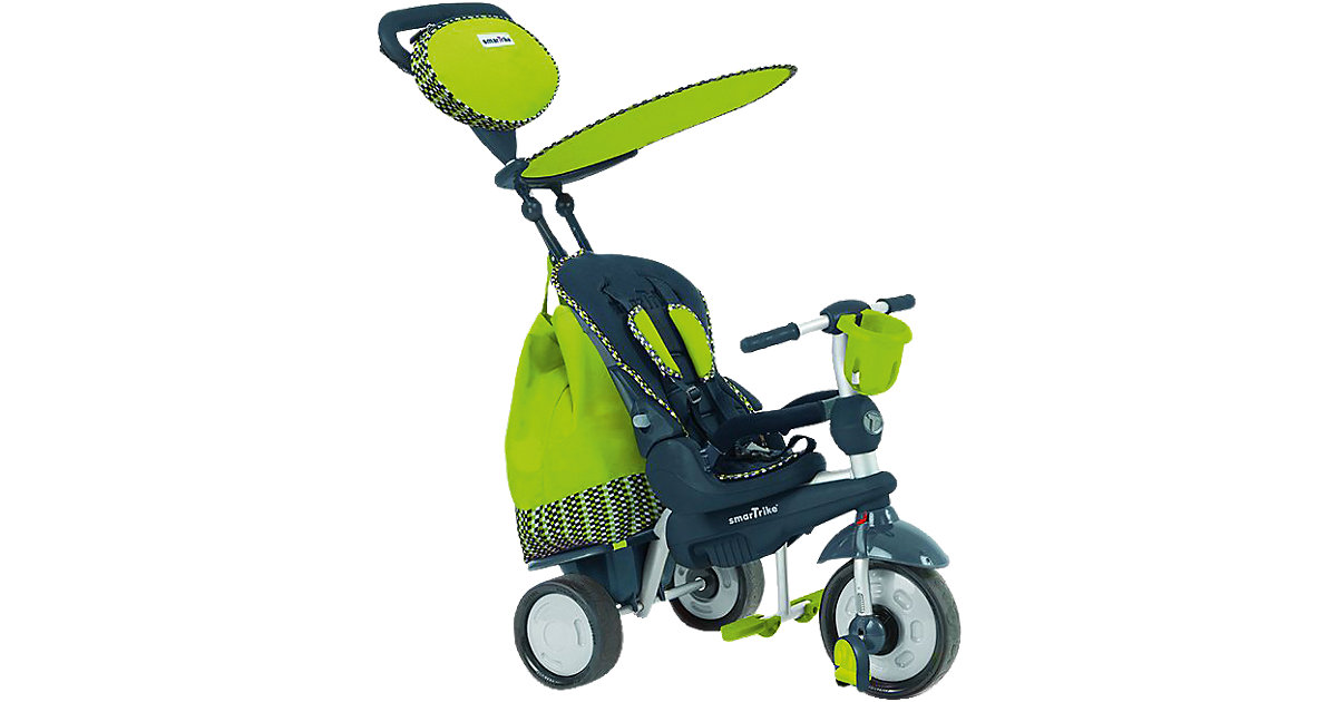 Smart Trike · smarTrike® 5-in-1 Dreirad Splash/Dazzle, grün