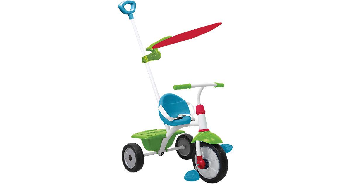 Dreirad Fun Plus, bunt mehrfarbig