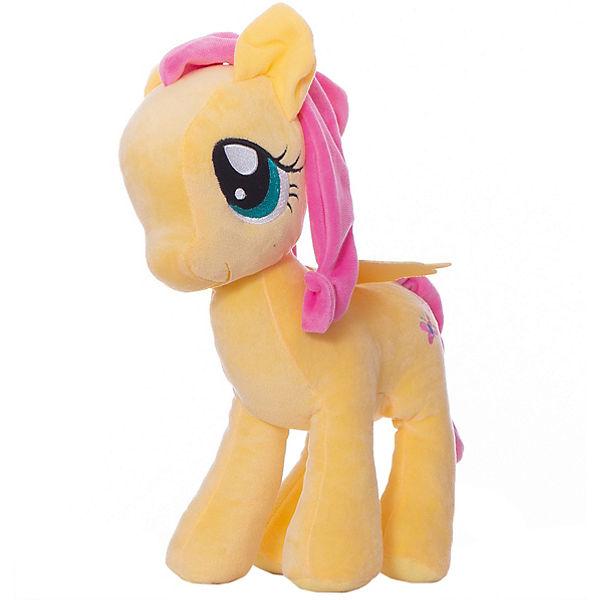 "Мягкая игрушка Hasbro My little Pony ""Плюшевые пони"" Флаттершай, 30 см"
