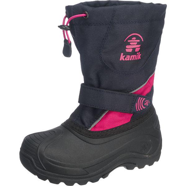 newest 34617 67ae1 Winterstiefel SNOWBLAST2 für Mädchen von kamik, kamik