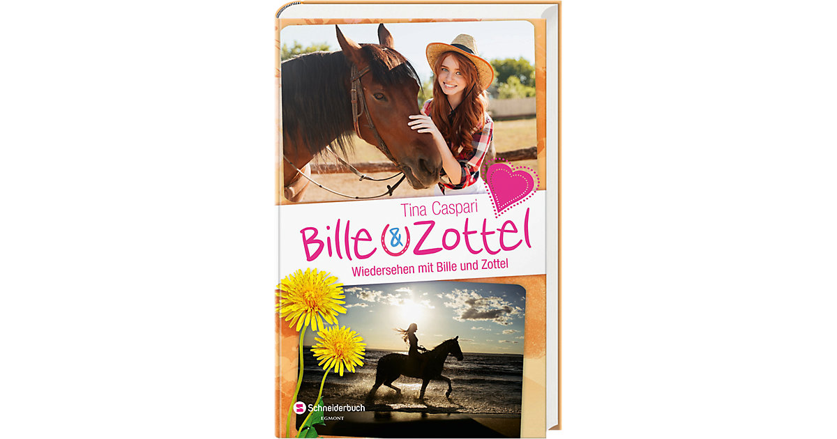 Bille und Zottel: Wiedersehen mit Bille & Zottel, Band 7