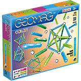 Магнитный конструктор Geomag Color, 35 деталей