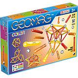 Магнитный конструктор Geomag Color, 64 детали