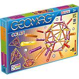 Магнитный конструктор Geomag Color, 127 деталей