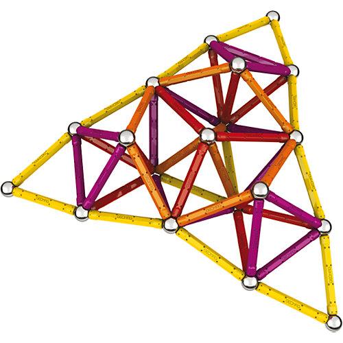Магнитный конструктор Geomag Color, 127 деталей от Geomag