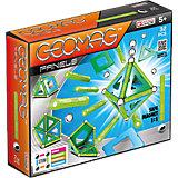 Магнитный конструктор Geomag Panels, 32 детали