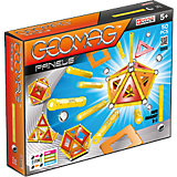 Магнитный конструктор Geomag Panels, 50 деталей