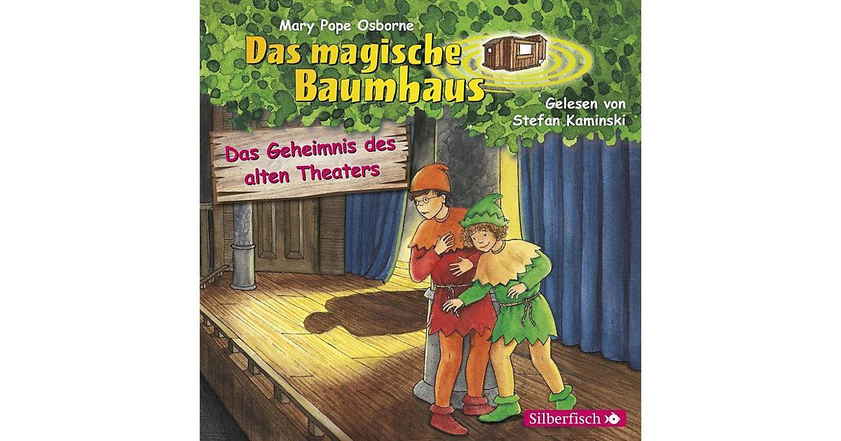 Das magische Baumhaus: Das Geheimnis des alten ...