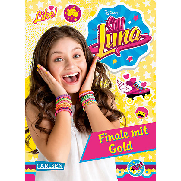 Disney Soy Luna: Finale mit Gold, Band 4