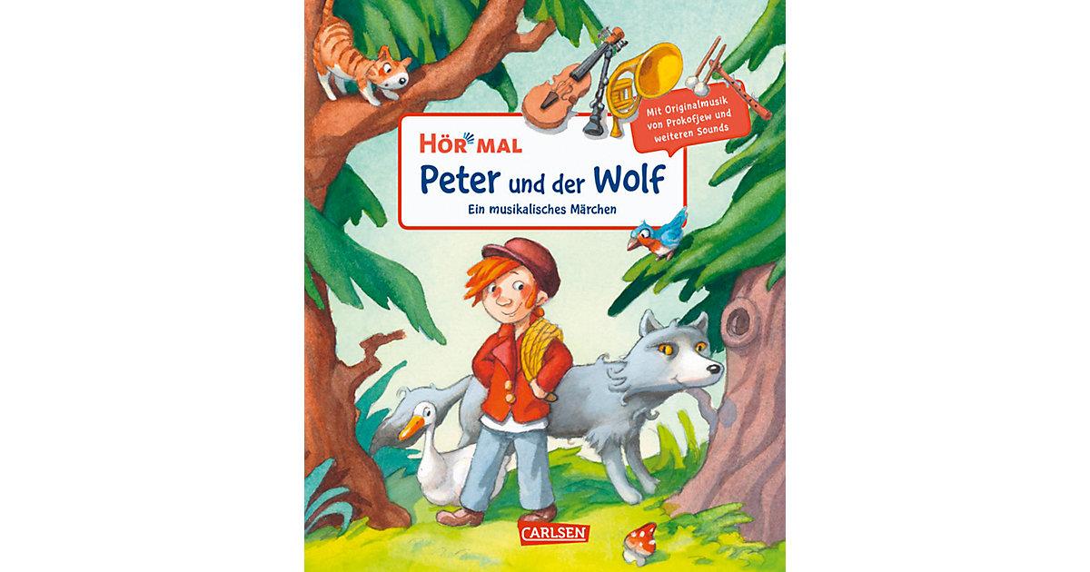 Hör mal: Peter und der Wolf, Soundbuch