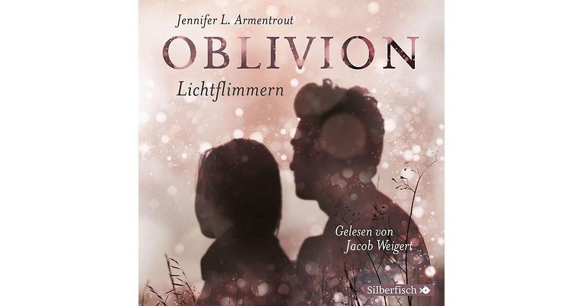 Obsidian - Oblivion: Lichtflimmern, 2 MP3-CDs