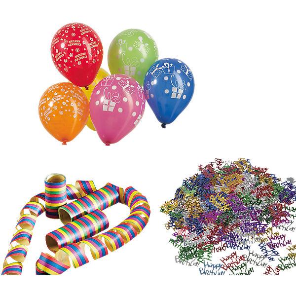 Dekoset Happy Birthyday, Happy People