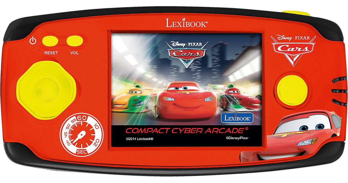 Disney Cars LCD-Spielekonsole mit 150 Spiele