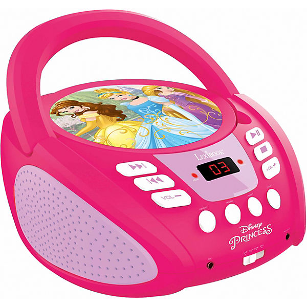 Disney Princess CD-Player