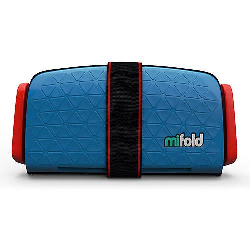 Автокресло-бустер Mifold 15-36 кг, denim blue от Mifold