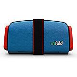 Автокресло-бустер Mifold 15-36 кг, denim blue