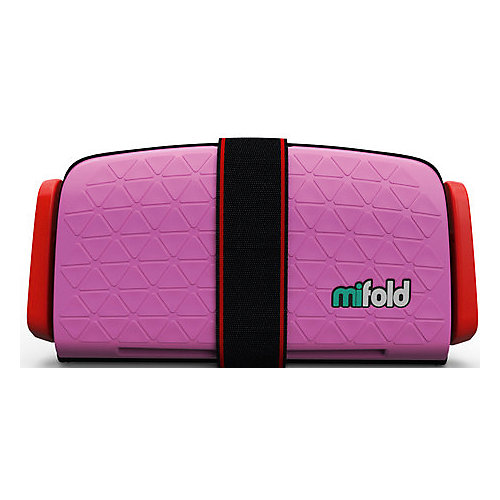 Автокресло-бустер Mifold 15-36 кг, perfect pink от Mifold