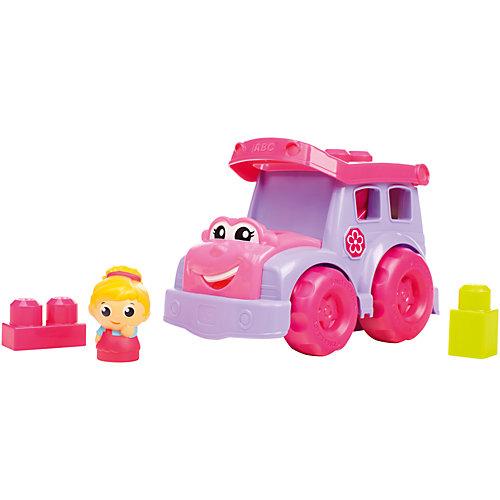 Маленькое транспортное средство, MEGA BLOKS от MEGA BLOKS