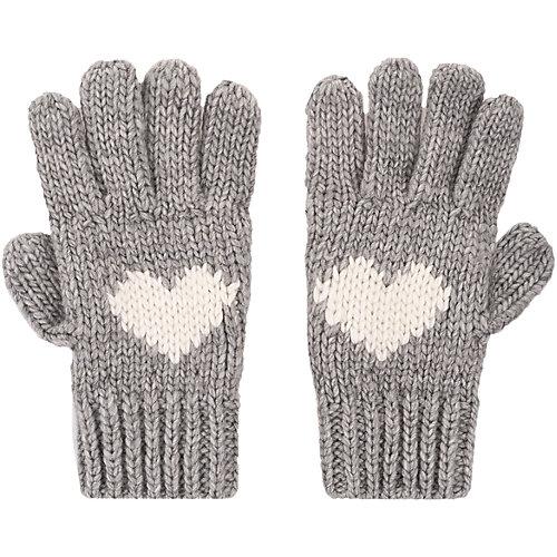 MaxiMo Fingerhandschuhe Gr. 5/6 Mädchen Kinder - broschei