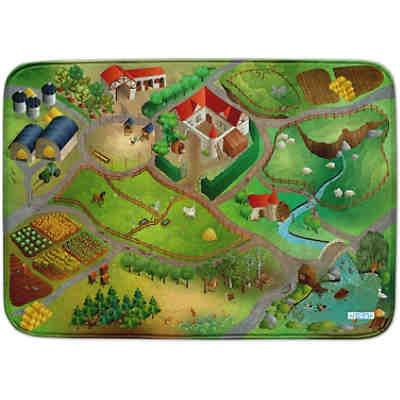 Schleich 42442 Farm World Spielteppich Bauernhof Schleich Mytoys