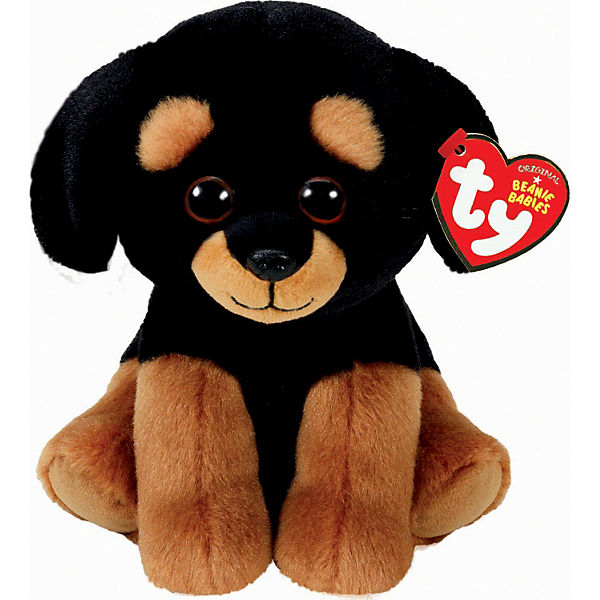 Beanie Babies Trevour, Rottweiler 15cm, 15cm, Rottweiler Ty 6a6f65