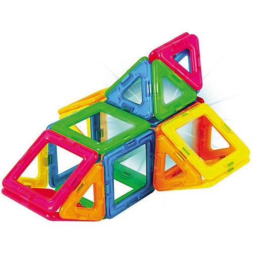 Магнитный конструктор 709007 Neon Led set, MAGFORMERS от MAGFORMERS