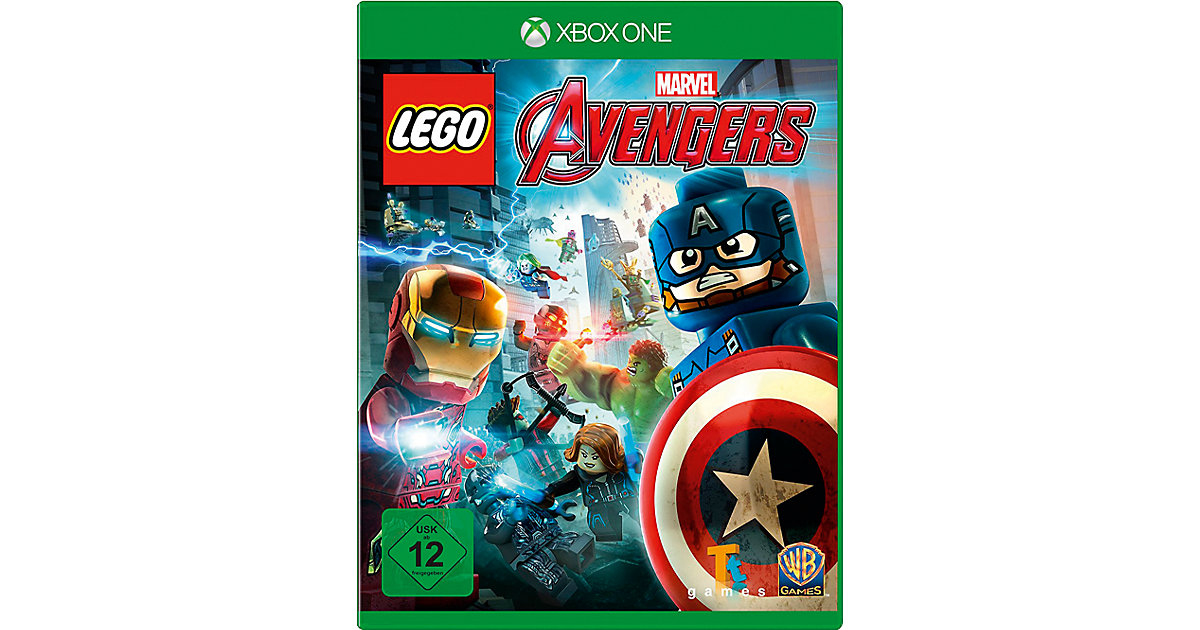 XBOXONE Lego Marvel Avengers