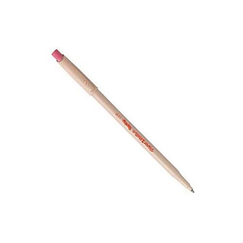 """Ручка шариковая Paper mate """"Replay"""" со стираемыми чернилами, красная от Paper mate"""