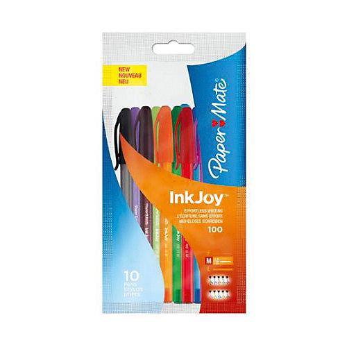 "Набор шариковых ручек Paper mate ""Inkjoy"", 10 цветов от Paper mate"