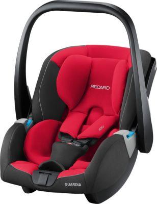 Автокресло Recaro Guardia, 0-13кг., racing red